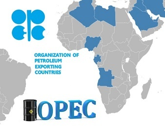 Crude Oil prices Opec