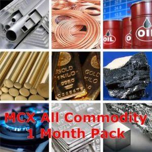 MCX All Commodity 1 Month