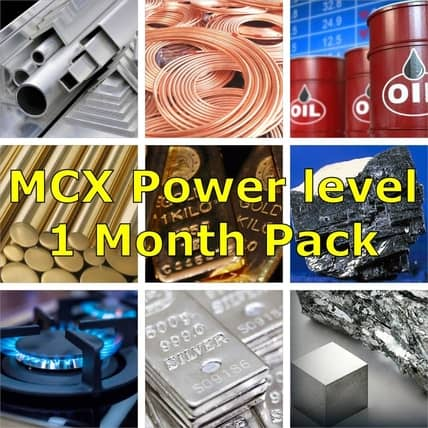 MCX Power Level 1 Month