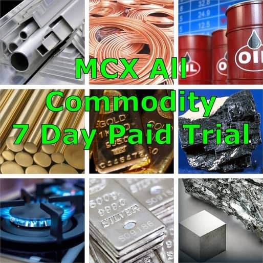 MCX All Commodity 7 Days